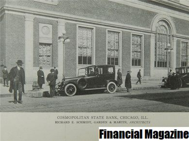 Federal Reserve Bank von Chicago