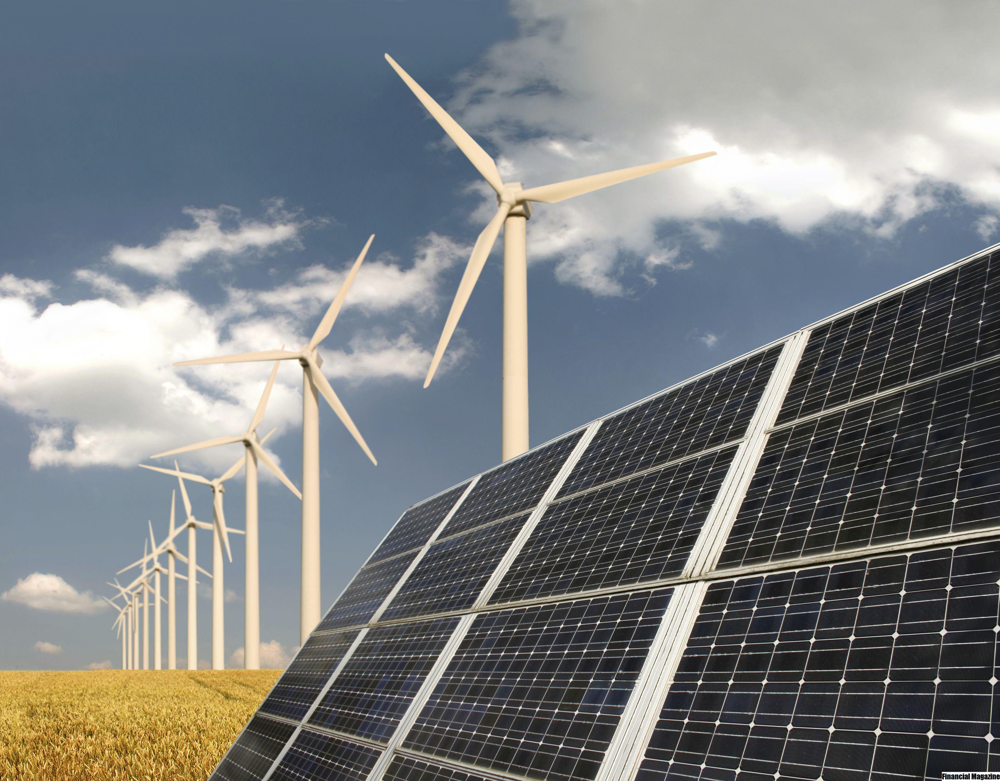 Top 5 Альтернативные энергетические ETF по состоянию на октябрь 2017 года